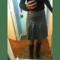 Jupe mi-longue ZARA Gris, anthracite