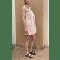 Robe tunique BY ZOE Rose, fuschia, vieux rose