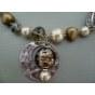 Pendentif, collier pendentif MARQUE INCONNUE Multicouleur