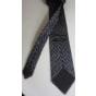 Krawatte GUCCI Grau, anthrazit