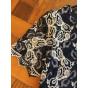 Robe courte DEBY DEBO Bleu, bleu marine, bleu turquoise