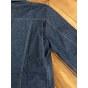 Blouson en jean MARQUE INCONNUE Bleu, bleu marine, bleu turquoise