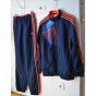 Pants Set, Outfit ADIDAS Blue, navy, turquoise