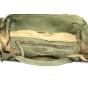 Lederhandtasche MADE IN ITALIE Schwarz