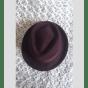 Chapeau ALAIN MANOUKIAN Rouge, bordeaux