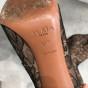Bottines & low boots à talons ALAÏA Beige, camel