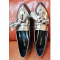 Mocassins NINE WEST Argent brillant