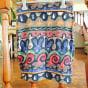 Jupe mi-longue CHACOK Multicouleur