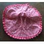 Bonnet MARQUE INCONNUE Rose, fuschia, vieux rose