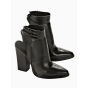 Bottines & low boots à talons CHOIES Noir