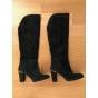 High Heel Boots MELLOW YELLOW Black
