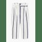 Pantalon carotte MANGO Multicouleur