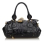 Leather Handbag SEE BY CHLOE Black