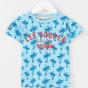 Tee-shirt LEE COOPER Bleu, bleu marine, bleu turquoise
