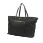 Leather Shoulder Bag PRADA Black