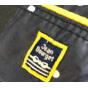 Imperméable JEAN BOURGET Marine  jaune