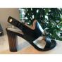 Sandales à talons UNISA Noir