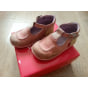 Chaussures à boucle KICKERS Rose, fuschia, vieux rose