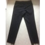 Pantalon droit HUGO BOSS Gris, anthracite