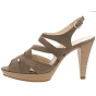 Sandales à talons UNISA Beige, camel
