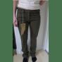 Pantalon slim, cigarette BARBARA BUI Kaki