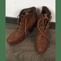 Bottines & low boots à talons JUSTFAB Marron