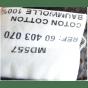 Chemise BALMAIN Doré, bronze, cuivre