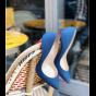 Escarpins CHRISTIAN LOUBOUTIN Bleu, bleu marine, bleu turquoise