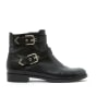 Bottines & low boots plates GIANVITO ROSSI Noir