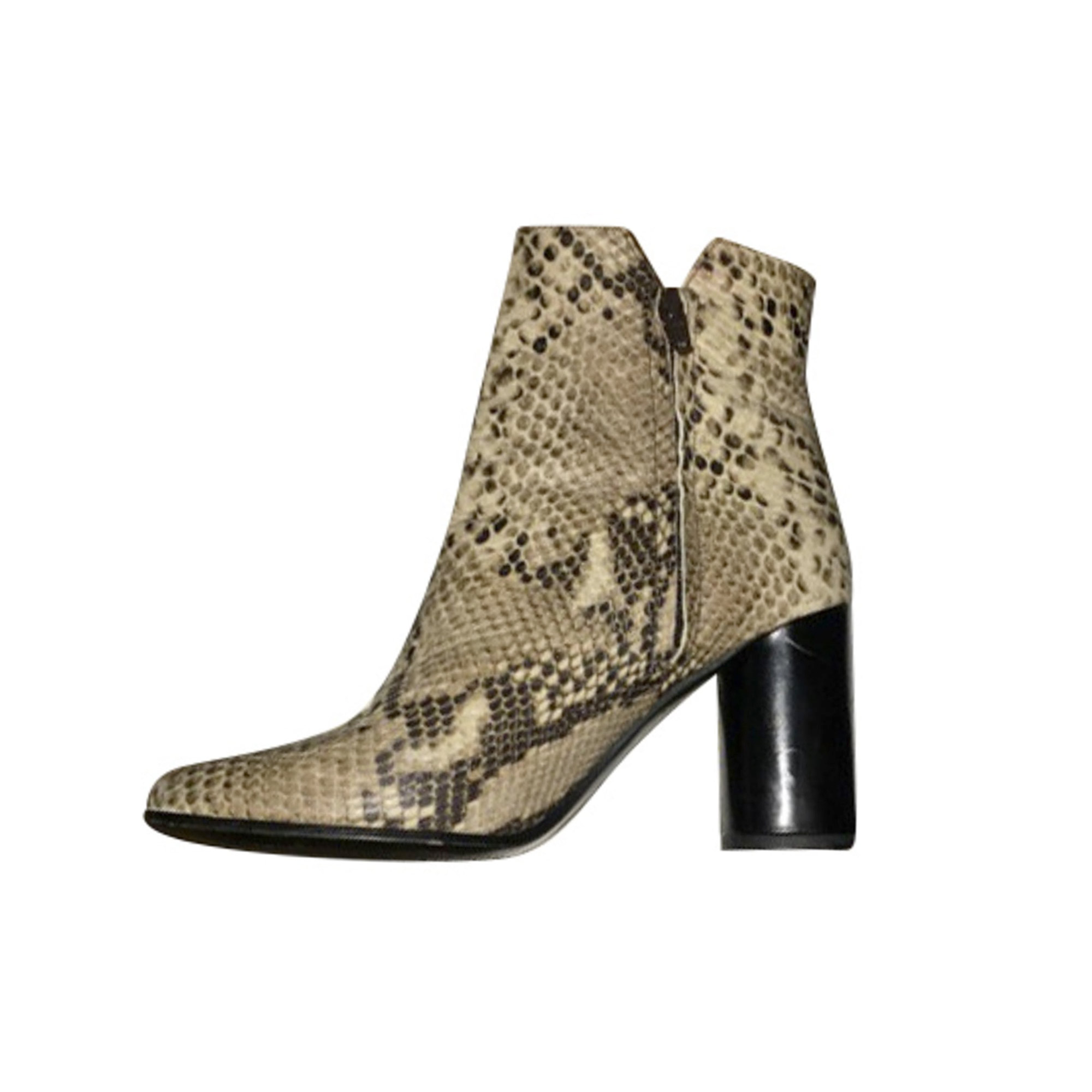 Bottines & low boots femme