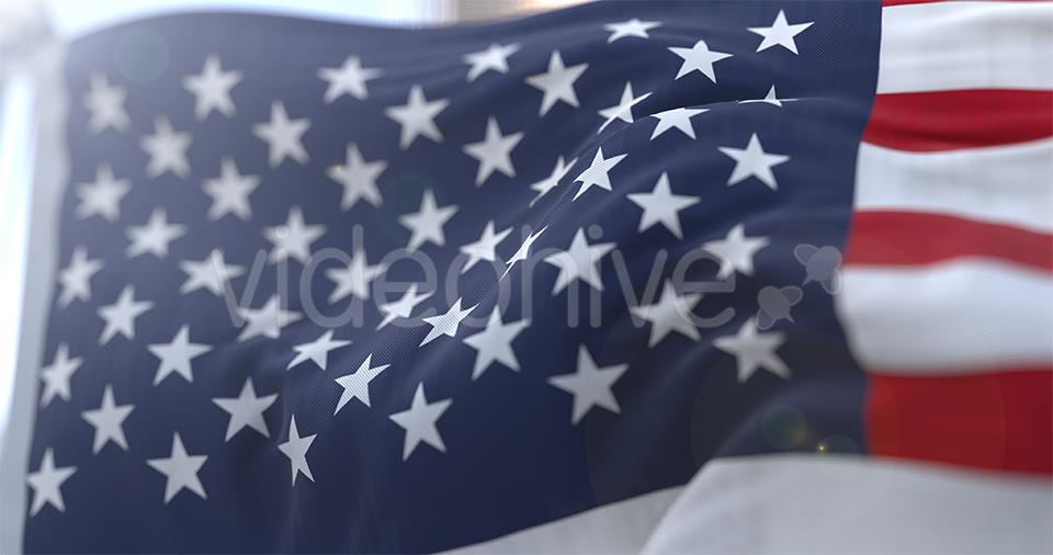 3D Flag V2 - 1