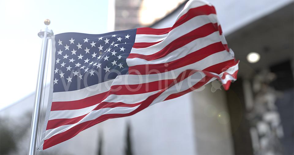 3D Flag V2 - 2