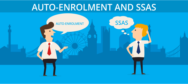 Auto enrolment and SSAS