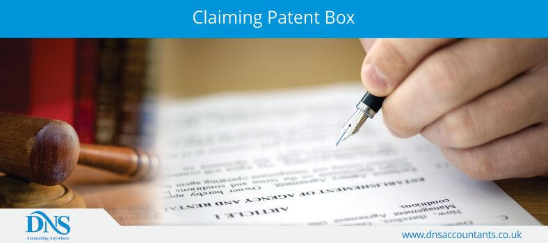 Benefits from Patent Box