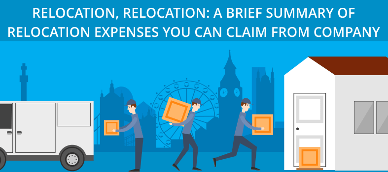 Brief Summary of Relocation Expenses