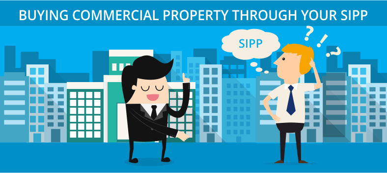 Buy commercial property through your sipp