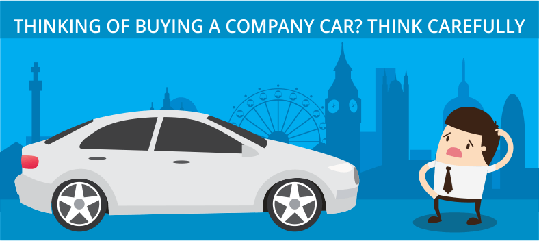 Buying a company Car