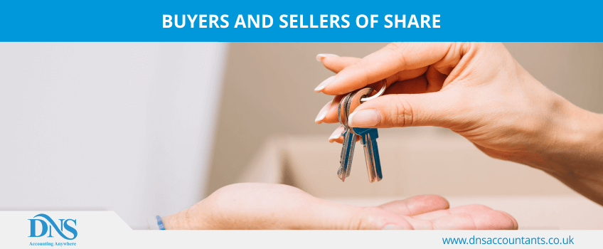 Buyers and Sellers of Share