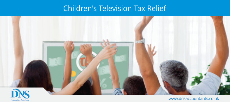 Children's Television Tax Relief