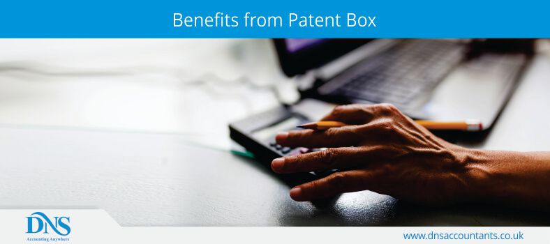 Claiming Patent Box
