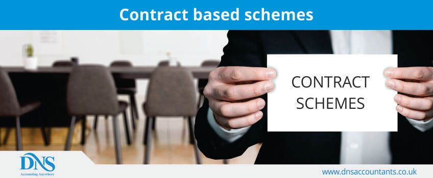 Contract based schemes