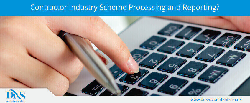 Contractor Industry Scheme Processing and Reporting?