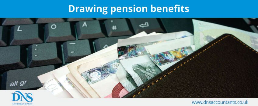 Drawing pension benefits