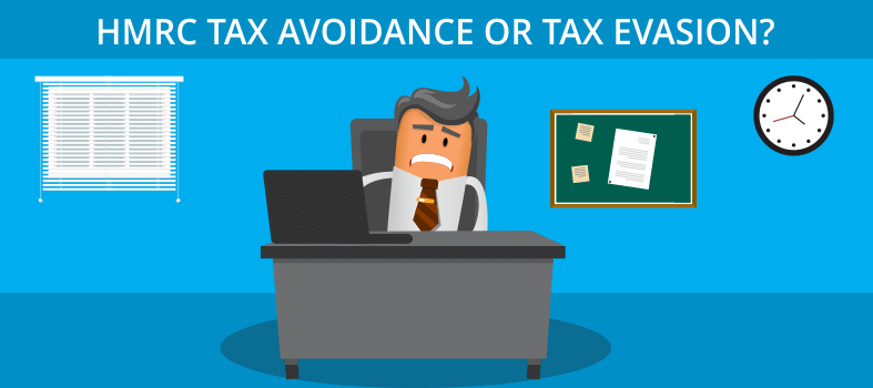 HMRC tax avoidance or tax evasion