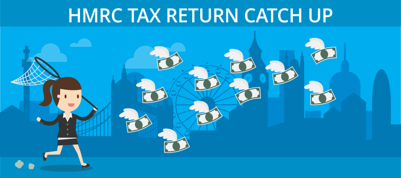 HMRC tax return catch up