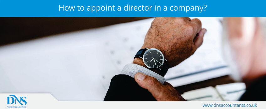 How to appoint a director in a company?