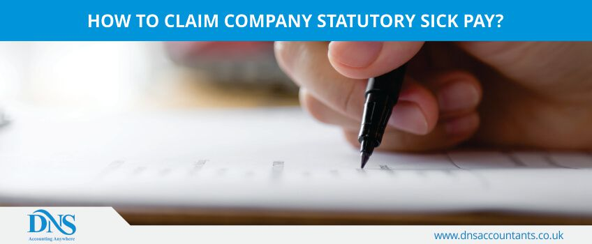 How to claim company Statutory Sick Pay?