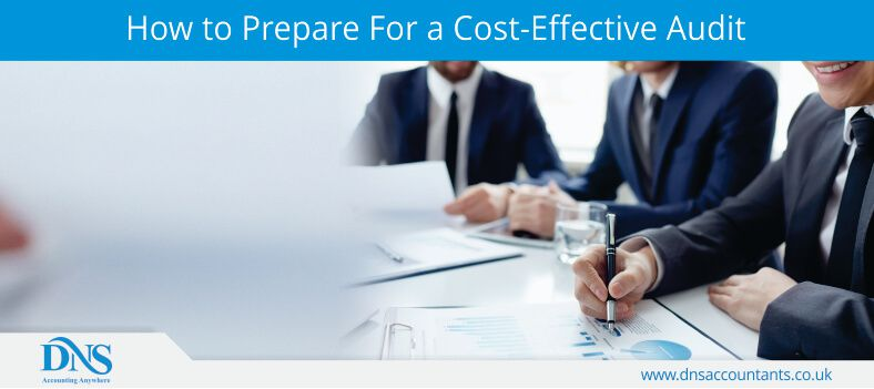 How to Prepare For a Cost-Effective Audit