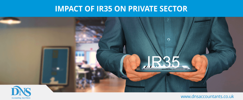 Impact of IR35 on Private Sector