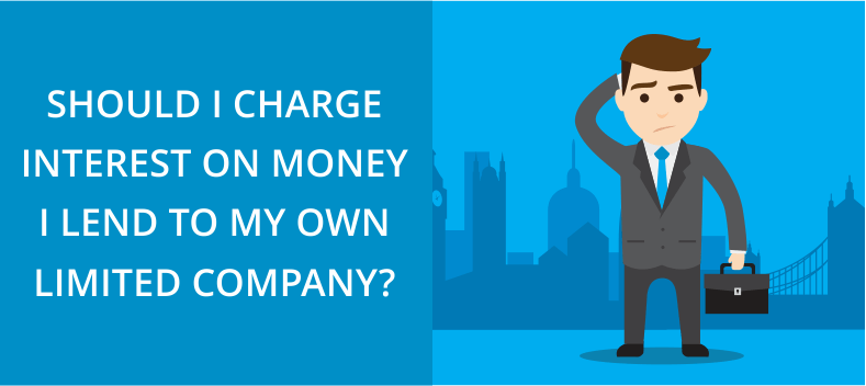 Interest on money lend to my own limited company